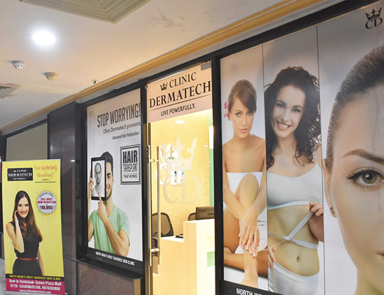 clinic-dermatech-faridabad
