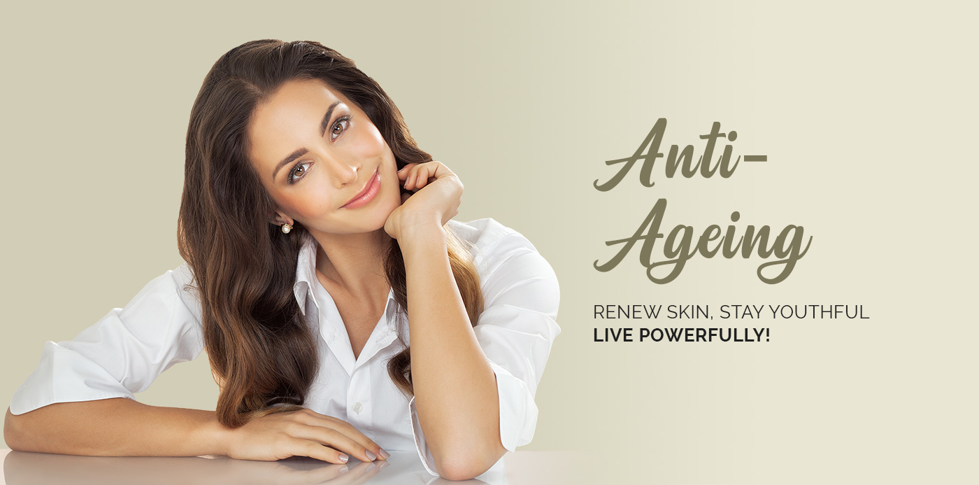 Anti Ageing - Home