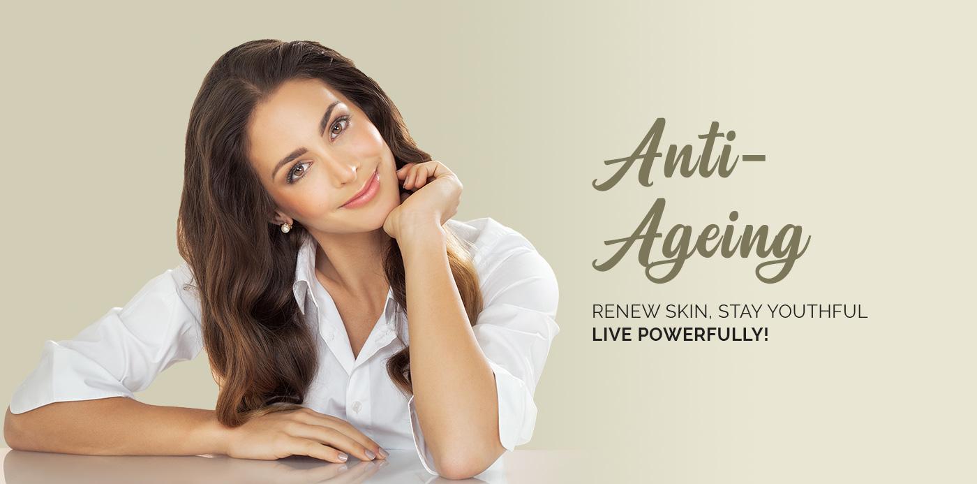 Anti Ageing - Home